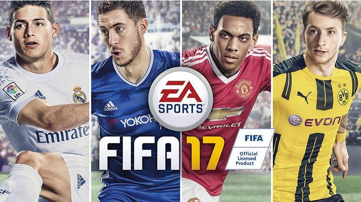 vita サッカー fifa17